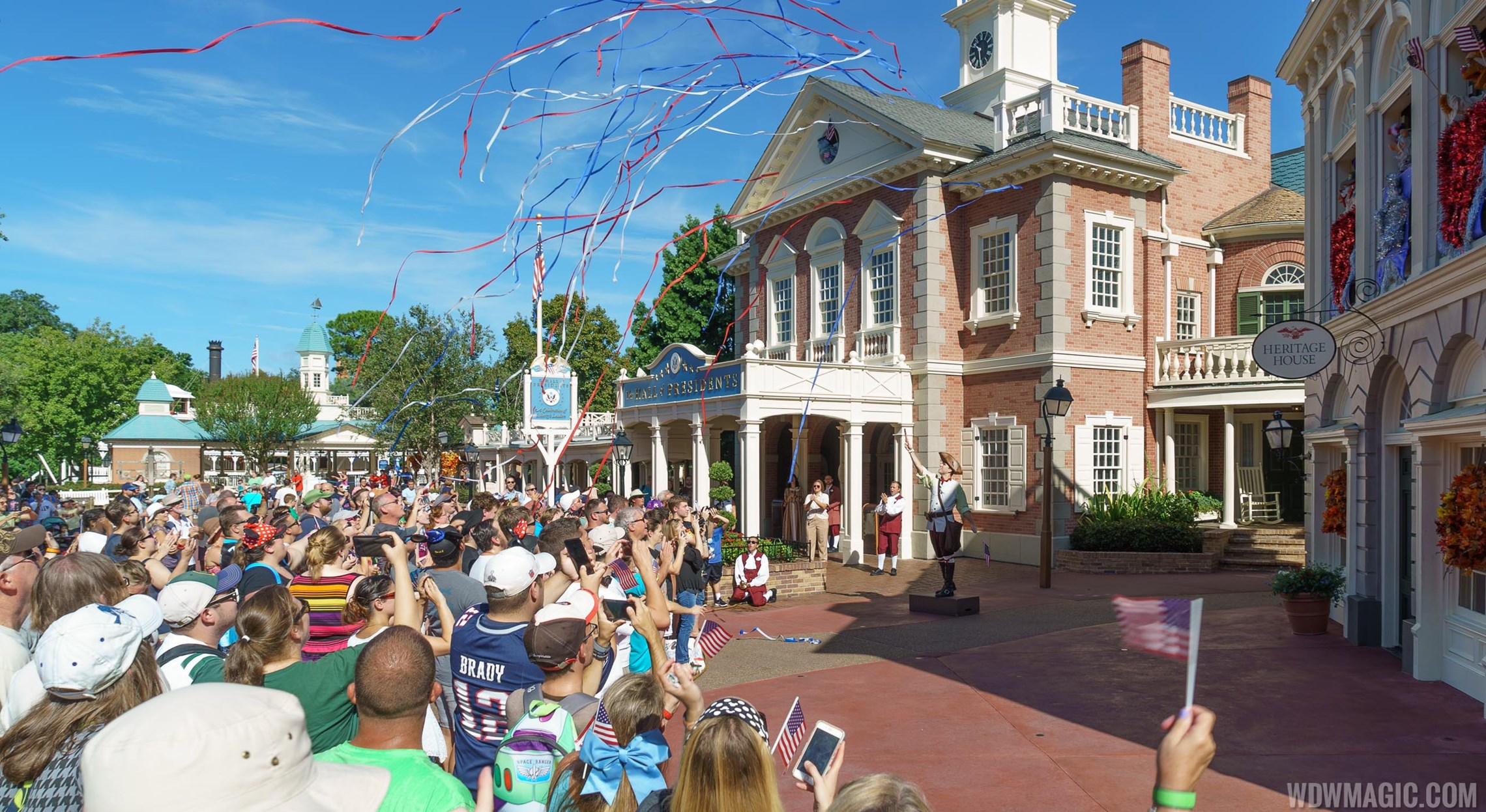 New at the Magic Kingdom - 'The Muppets Present... Great Moments in American History'
