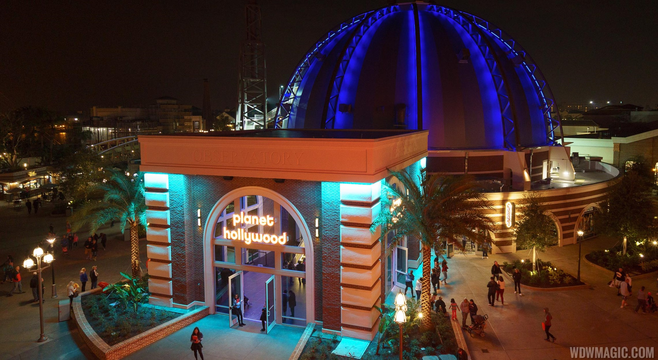REVIEW - Planet Hollywood Observatory at Disney Springs