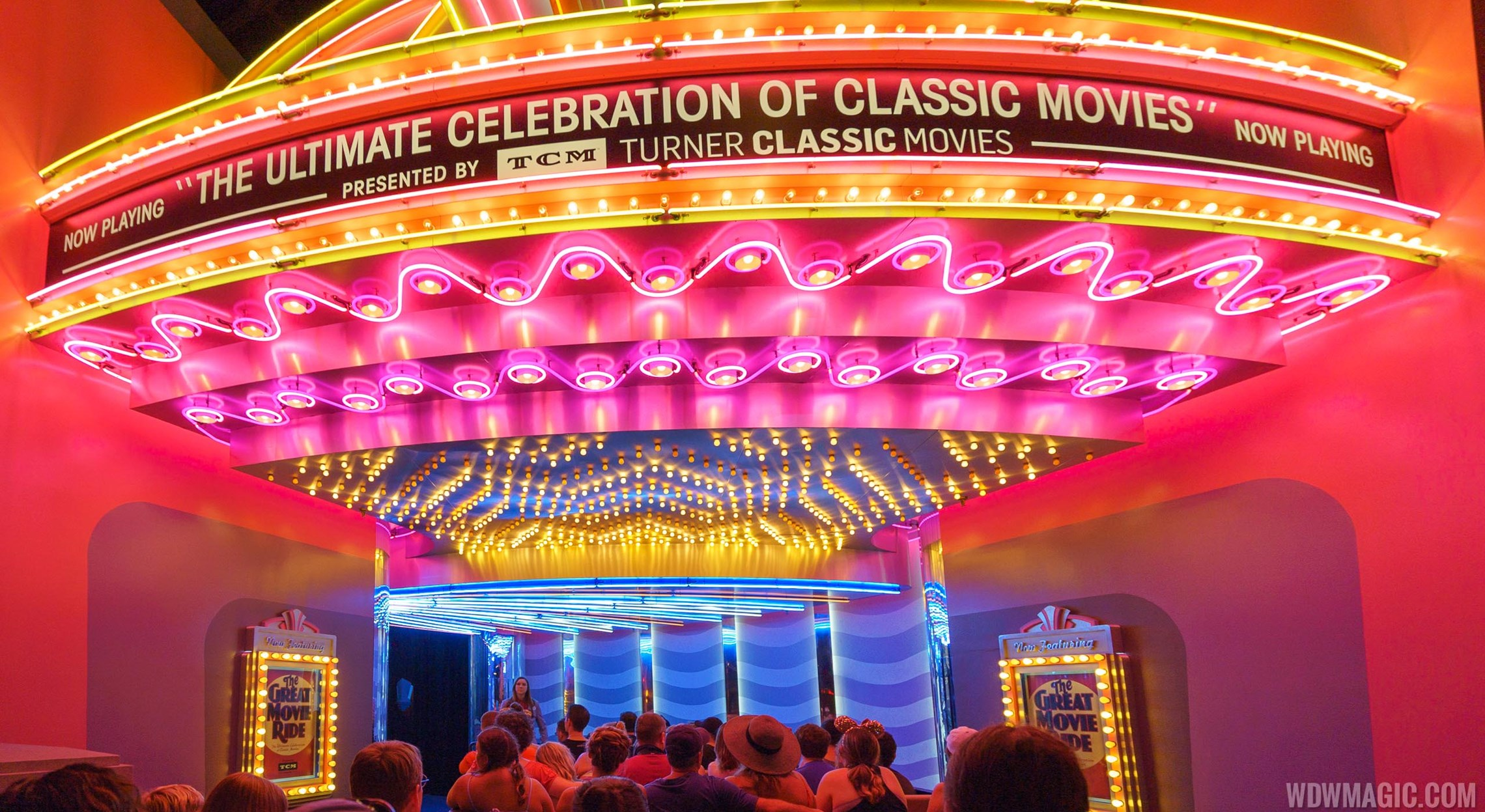 PHOTOS - Tour The Great Movie Ride