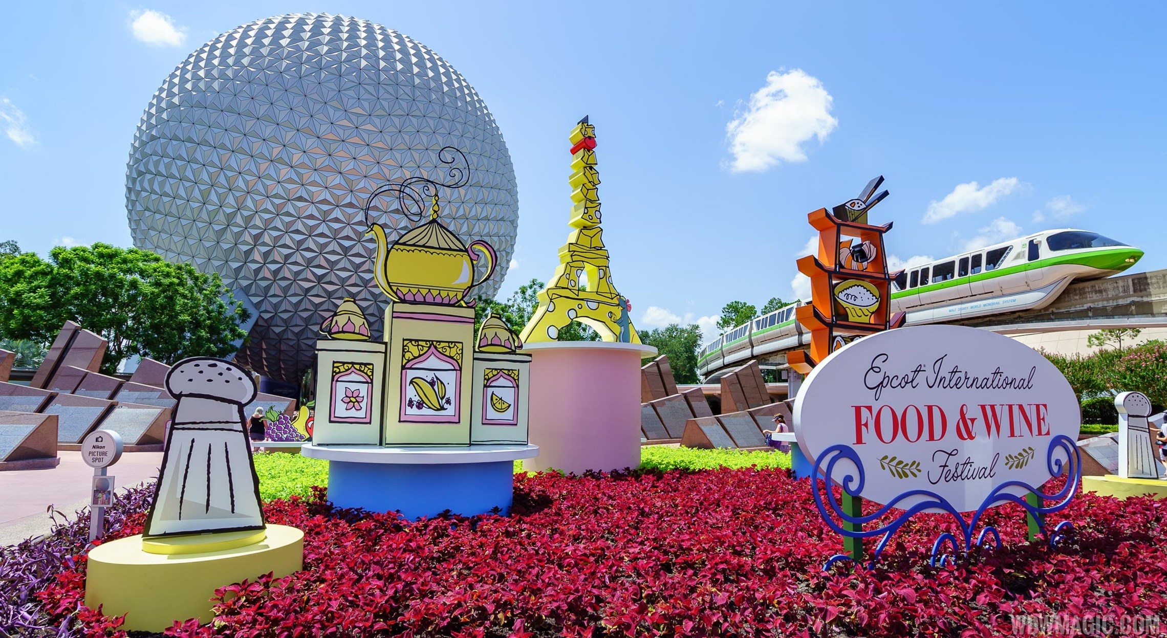 2017 Epcot International Food and Wine Festival