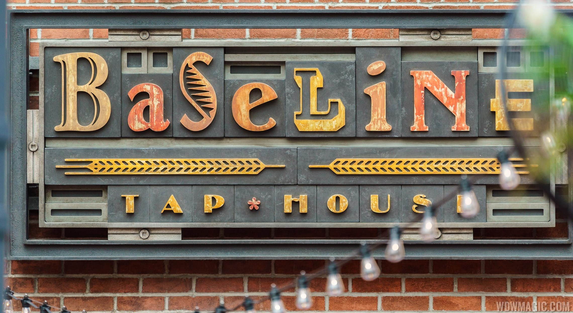 BaseLine Tap House now open at Disney's Hollywood Studios