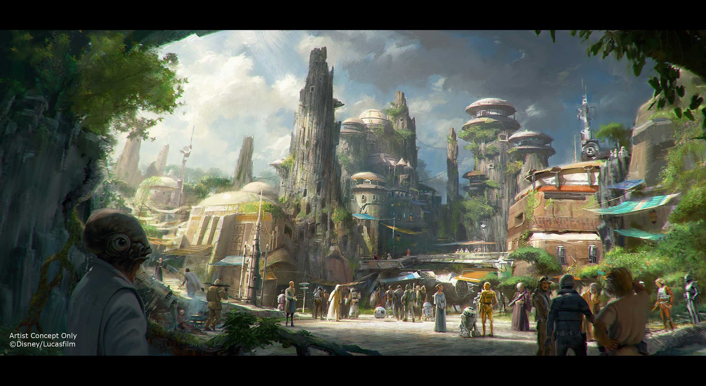 Star Wars themed land coming to Disney's Hollywood Studios